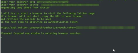 facelessloser@facelessloser-X501A: ~-Downloads-python-twitter-master_012